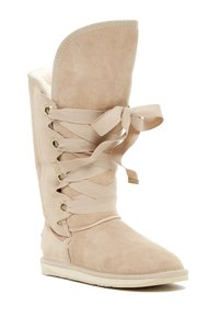 Australia Luxe Collective Sand Lace up Boots