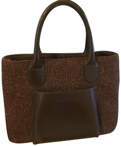 Lancel Tote in Brown , beige