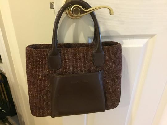 Lancel Tote in Brown , beige Image 1