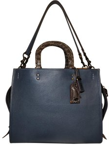 Coach 1941 Tote in Dark Denim