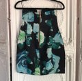 shakuhachi Black and Green Roses Bonded Tulip Bustier Short Cocktail Dress Size 2 (XS) shakuhachi Black and Green Roses Bonded Tulip Bustier Short Cocktail Dress Size 2 (XS) Image 9