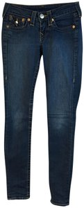 True Religion Skinny Jeans-Medium Wash