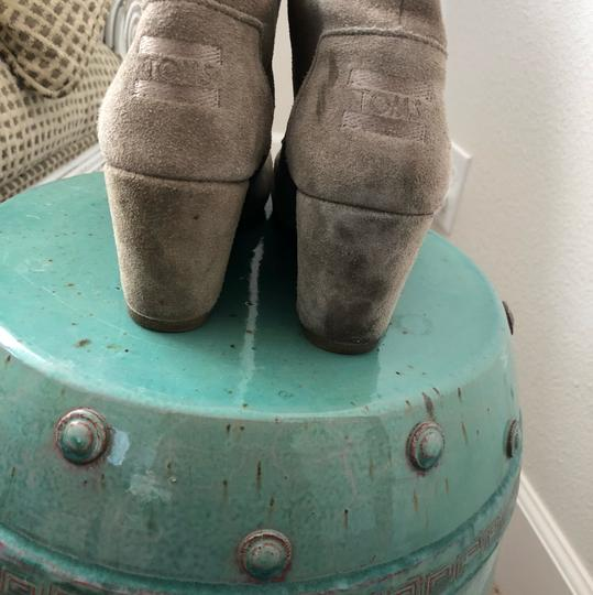 TOMS Taupe Boots Image 2