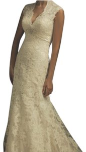 Allure Bridals Wedding Great Deal And Lace Dress