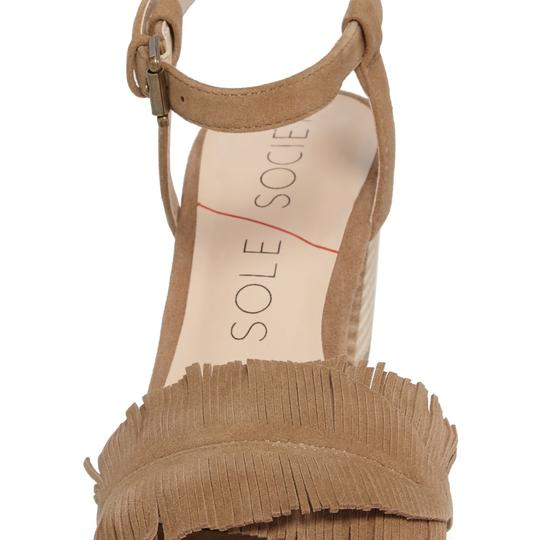 Sole Society tan Sandals Image 6