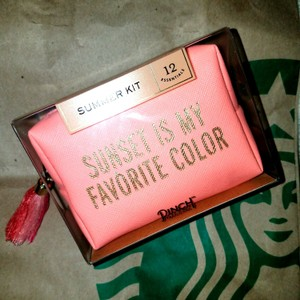 Starbucks SUMMER ESSENTIALS KIT LE COLLECTION RARE