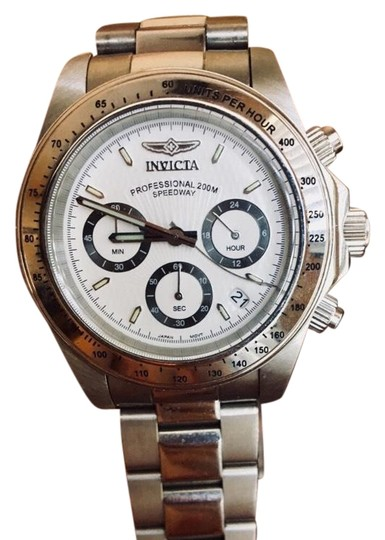 Preload https://img-static.tradesy.com/item/23942179/invicta-silver-professional-200m-speedway-watch-0-1-540-540.jpg