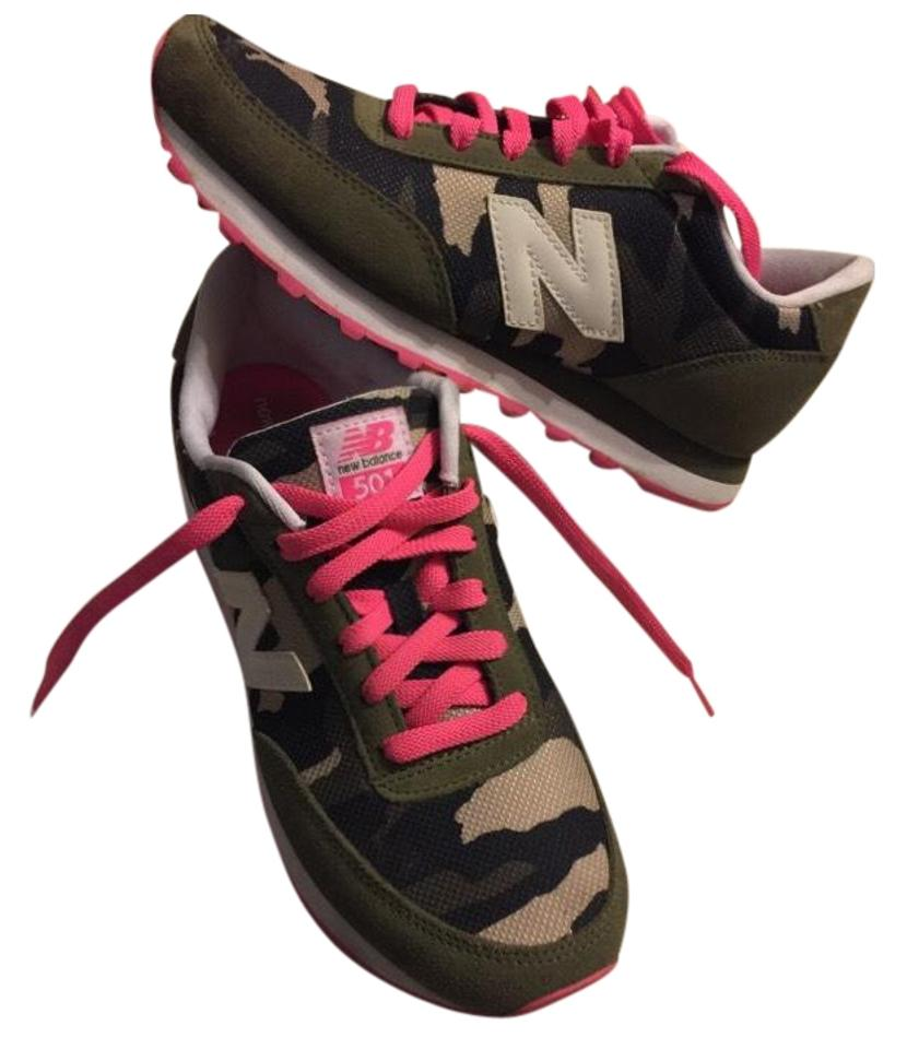 6203b3a537b9 New Balance Camouflage 501 Sneakers Size US 9 Regular (M