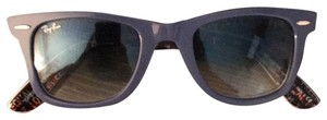 Ray-Ban Peace Love Ray-Ban Wayfarer Sunglasses