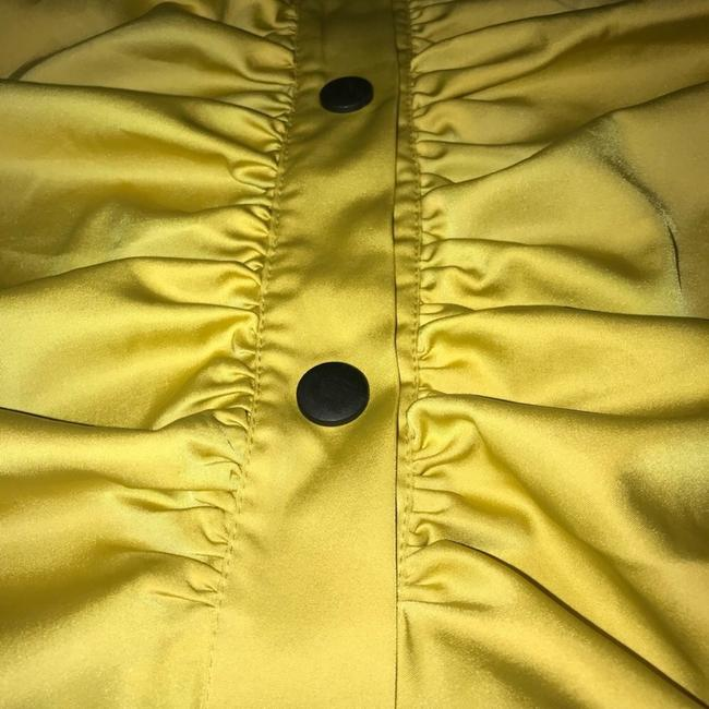 ME-Boutiques Private Label Collection Top mustard yellow Image 5