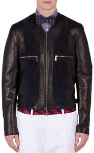 Dsquared2 brown Leather Jacket