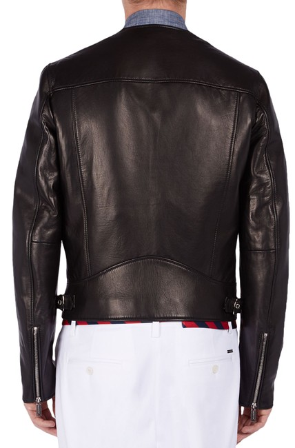Dsquared2 brown Leather Jacket Image 1