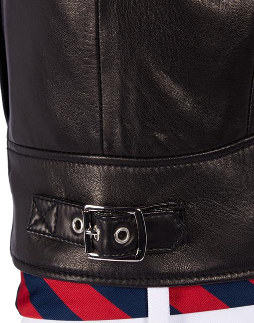Dsquared2 brown Leather Jacket Image 4