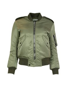 Saint Laurent Nylon Nylon Military Jacket