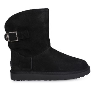 UGG Australia New With Tags New In Box BLACK Boots