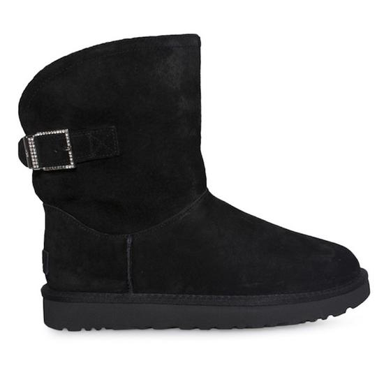 UGG Australia New With Tags New In Box BLACK Boots Image 0