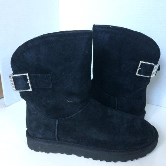 UGG Australia New With Tags New In Box BLACK Boots Image 3