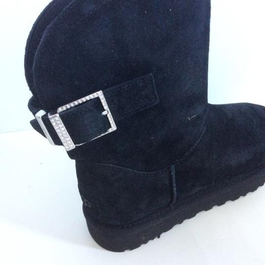 UGG Australia New With Tags New In Box BLACK Boots Image 4