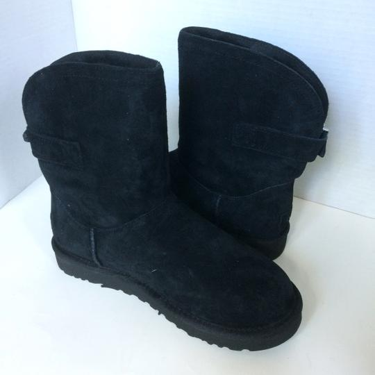 UGG Australia New With Tags New In Box BLACK Boots Image 6