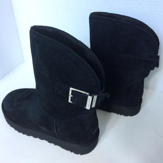 UGG Australia New With Tags New In Box BLACK Boots Image 8
