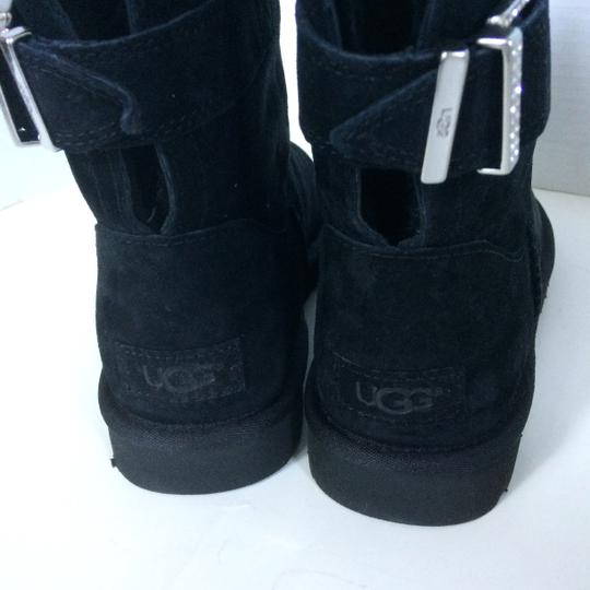 UGG Australia New With Tags New In Box BLACK Boots Image 9