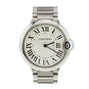 Cartier Cartier Ballon Bleu Ladies Stainless Steel Roman Numeral 28mm W69010Z4