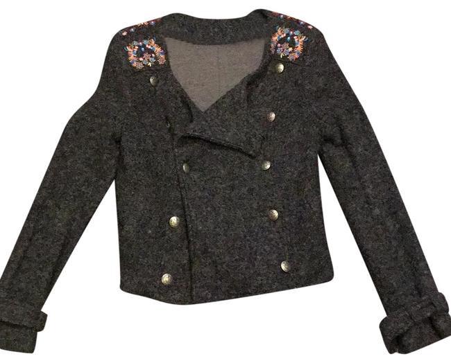 Item - Gray Jacket Size 8 (M)