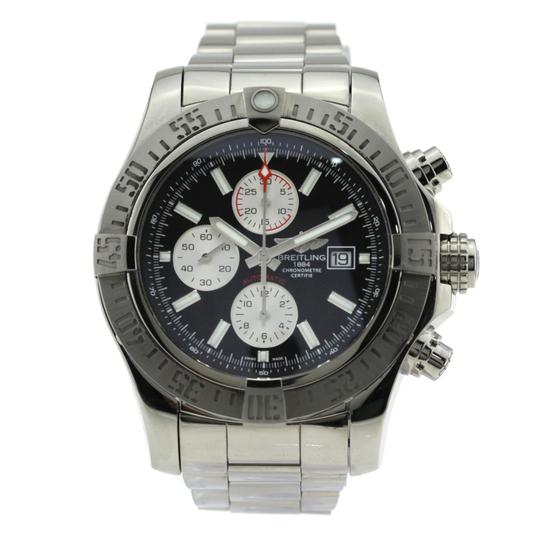 Breitling Breitling Super Avenger Stainless Steel 48mm A13371 Image 0