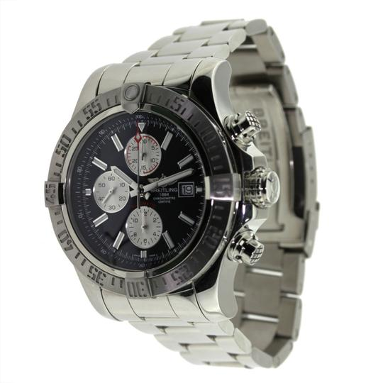 Breitling Breitling Super Avenger Stainless Steel 48mm A13371 Image 2