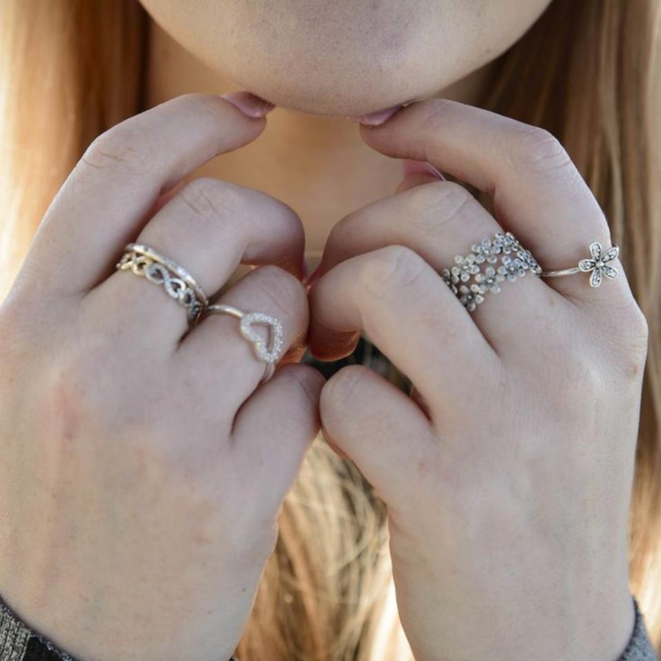 c2bf53a44 PANDORA Yellow Gold Hearts Of 150281cz50 and Alluring Brilliant ...