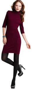 BCBGMAXAZRIA short dress Deep Port Bcbg Lambswool Free Shipping on Tradesy