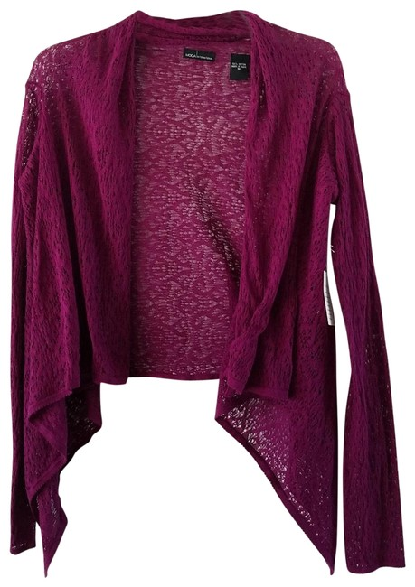 Item - Purple Lace Cardigan Size 8 (M)