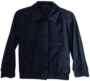 Theory Cotton Button Down Shirt Black