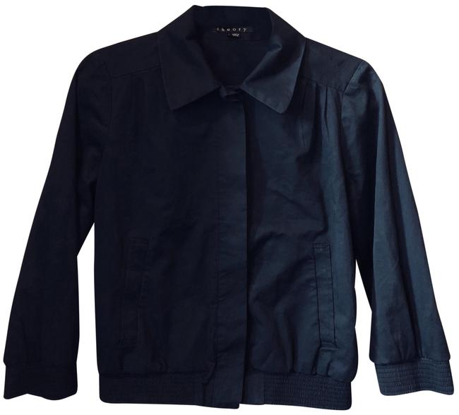 Preload https://img-static.tradesy.com/item/23944478/theory-black-shirt-button-down-top-size-8-m-0-1-650-650.jpg
