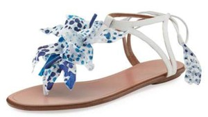 Aquazzura White Sandals