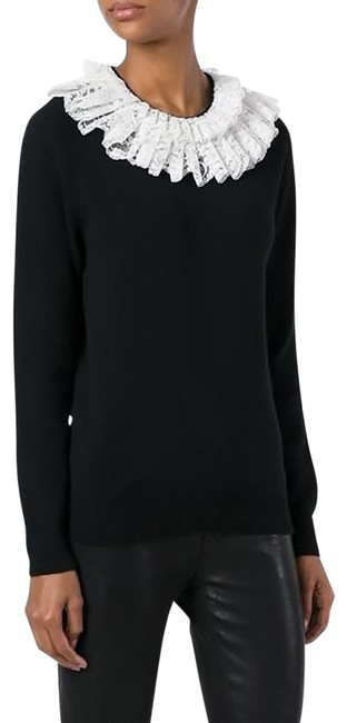 Item - Black and White Sweater