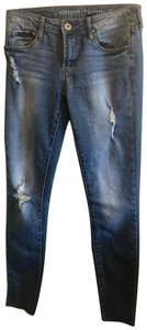 Articles of Society Straight Leg Jeans-Distressed
