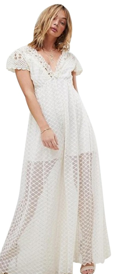 0a5869ab50c9 Free People  nwt  Chleo Embroidered Romper Jumpsuit - Tradesy
