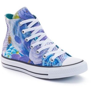 Converse Sale New With Tags LAVENDER / BLUE MULTI Athletic