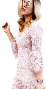 Fitamp; Blush J Mid Lace New Bell Pink Eliza Length Sleeve Flare kZXPOiuT