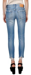 MOUSSY Skinny Jeans-Distressed
