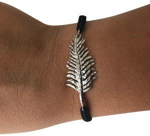 Tai Feather Braided Bracelet