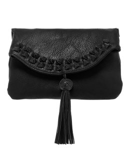 Big Buddha Vegan Faux Leather Tassels Maximalism Cross Body Bag
