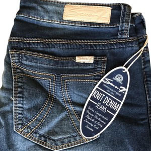 Seven7 Capri/Cropped Denim-Distressed
