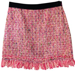 MILLY Mini Skirt pink