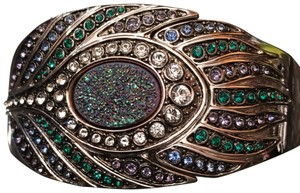 Victoria Wieck Bracelet peacock watch