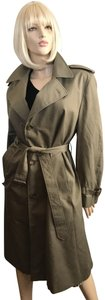 Aquascutum Vintage Belted Trench Coat