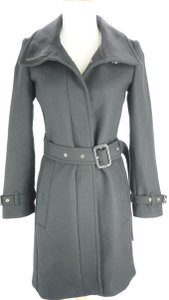 Burberry London Winter Formal Belted Classic Trench Coat