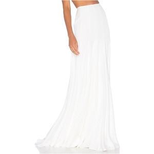 Katie May Noel and Jean By Kyle High Waisted Skirt Modern Wedding Dress Size 8 (M)