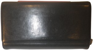 Coach Coach wallet and checkbook